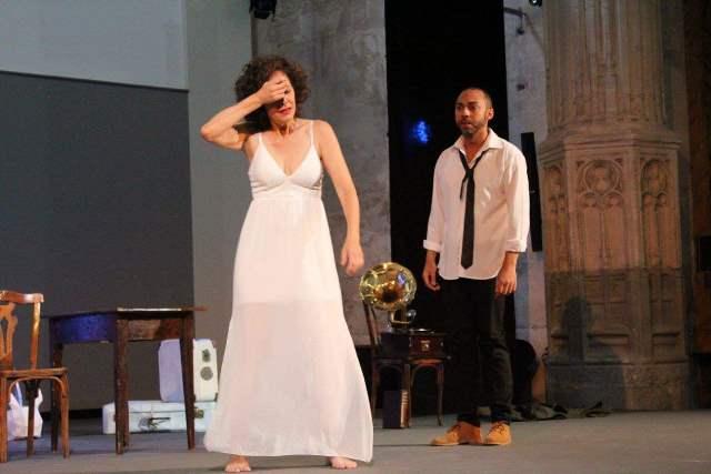 El León y la Domadora Mephisto Teatro 2017